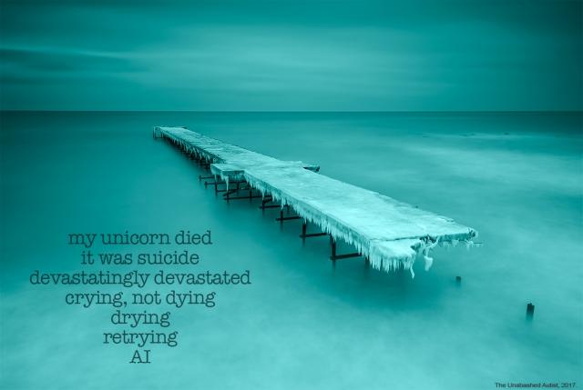 unicorn suicide