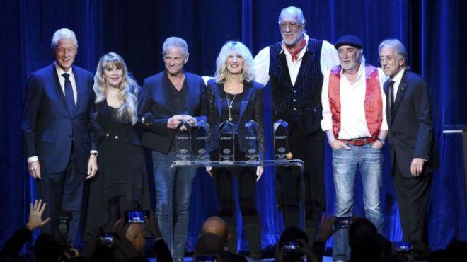 Fleetwood Mac, Bill Clinton