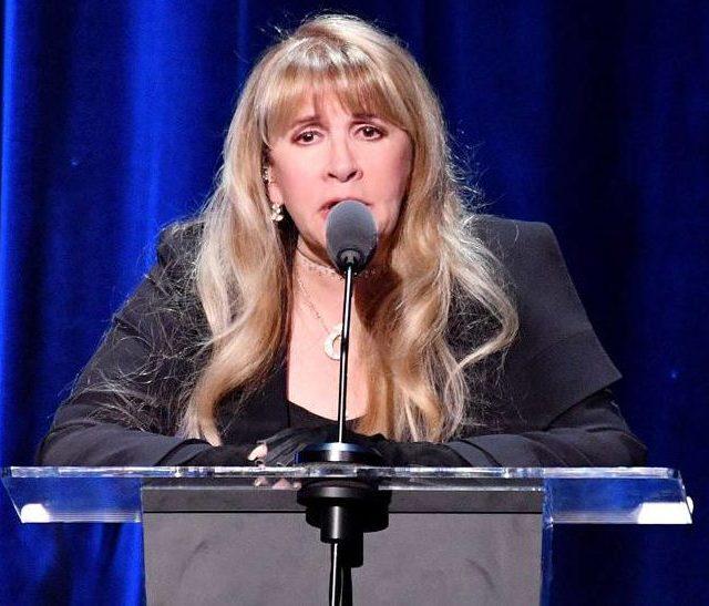 Stevie Nicks MusiCares speech