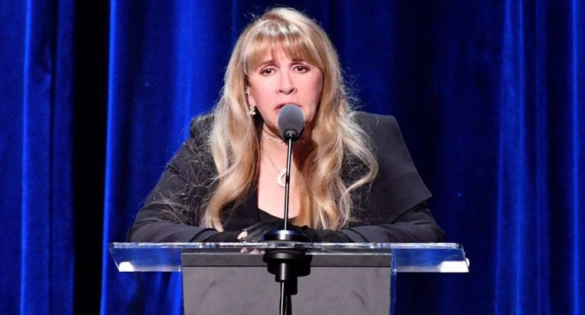 Stevie Nicks MusiCares speech