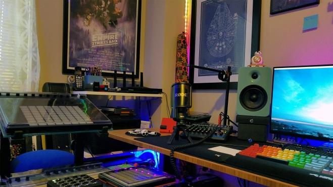 Home Studio Setup 2