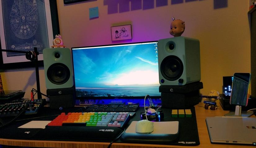 Home Studio Setup 3